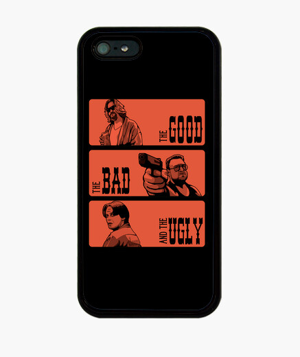 The big lebowski, the bad and the ugly iphone cases