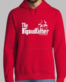 the bigoudfather - sudadera ligera hombre