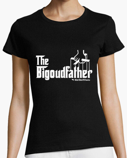 The bigoudfather t-shirt