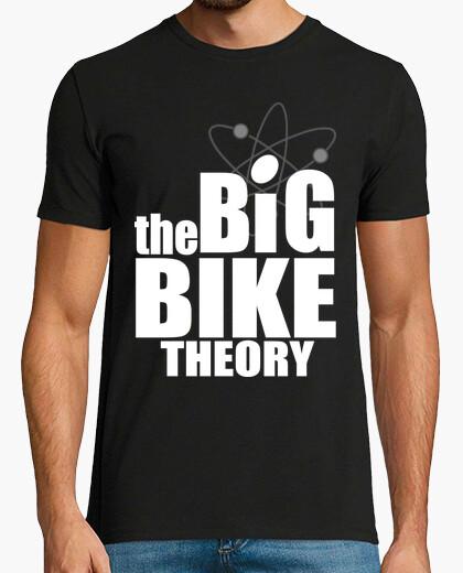 The black bike t-shirt