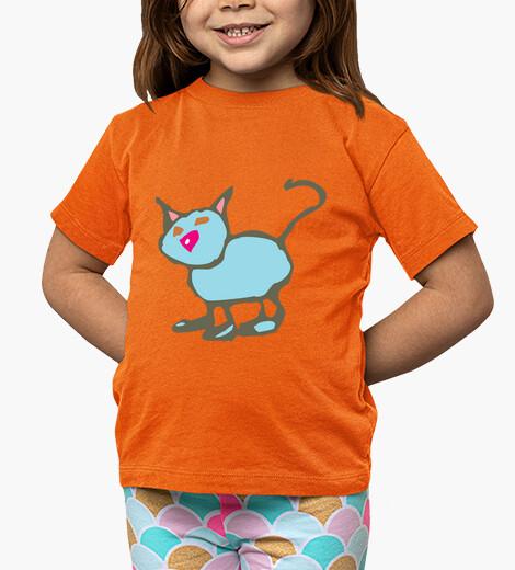 Ropa infantil The Blue Cat