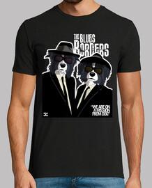 The Blues Borders (M)