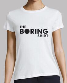 THE BORING SHIRT (oscuro)