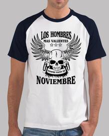 the bravest men born in november