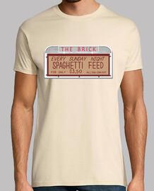 The Brick Spaghetti Feed - chico