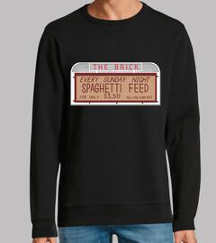 The Brick Spaghetti Feed - sudadera