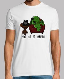 the call of cthulhu (für weiß)