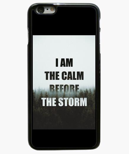 Funda iPhone 6 Plus / 6S Plus THE CALM BEFORE THE STORM
