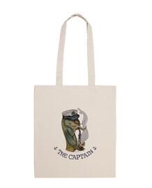 THE CAPTAIN - bolsa tela