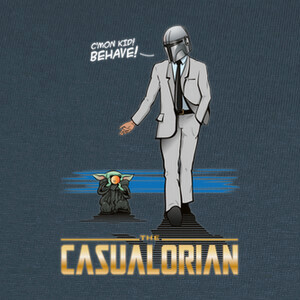 Camisetas The Casualorian