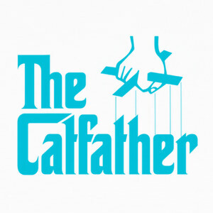 Camisetas THE CATFATHER 2