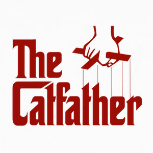 Camisetas THE CATFATHER 3