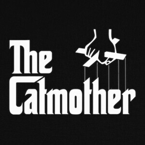 Camisetas THE CATMOTHER, EL PADRINO