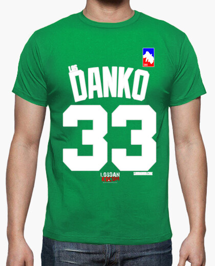 The celtics nba danko t-shirt