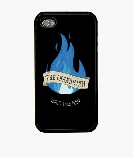 Funda iPhone The Chandrian (El Nombre del Viento)