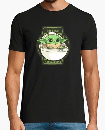 Camiseta The Child Mandalorian