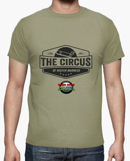 The Circus Of Reefer Madness - Logo t-shirt
