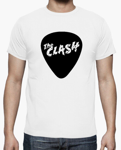 Camiseta THE CLASH01