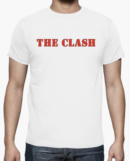 Camiseta THE CLASH04