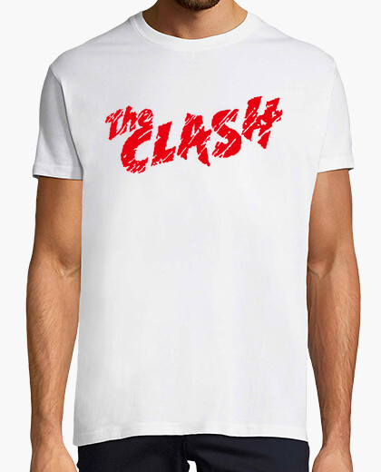 Camiseta THE CLASH06