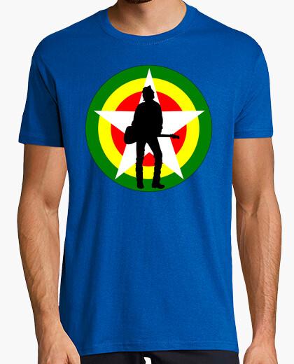 Camiseta The Clash - Joe Strummer