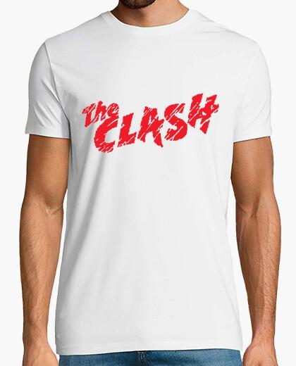 Camiseta The Clash - Un Gran Amor (Los Goldberg)