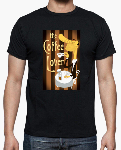 The Coffee Lover t-shirt