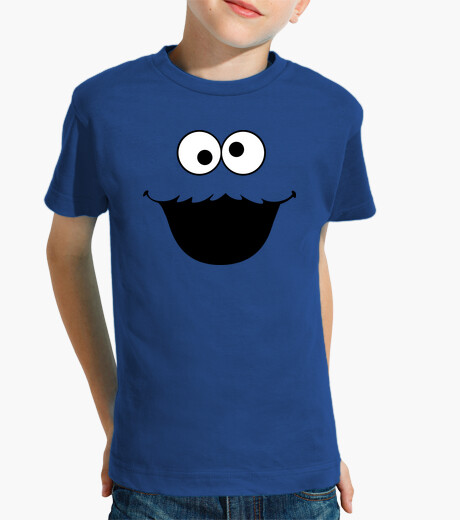 The cookie Monster kids t-shirt