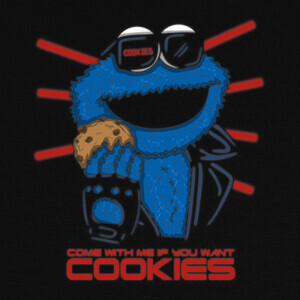 Camisetas The Cookienator