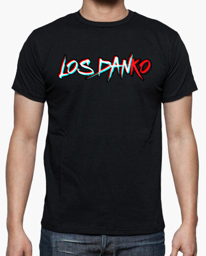 The danko logo 2019 3d t-shirt