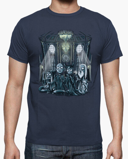 Camiseta The Dark Magic Club