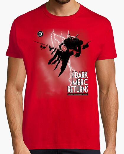 Camiseta The Dark Merc Returns