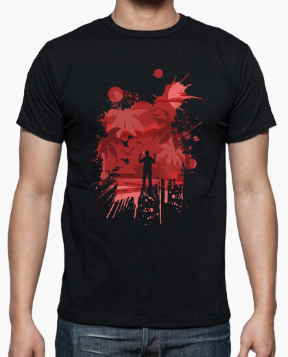 Camiseta The Dark Passenger