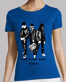The Dark side crew Street Art by Dashine
