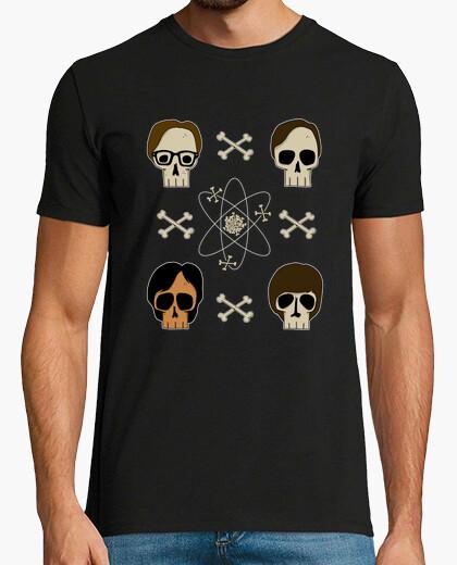 Tee-shirt The dead big bang theory