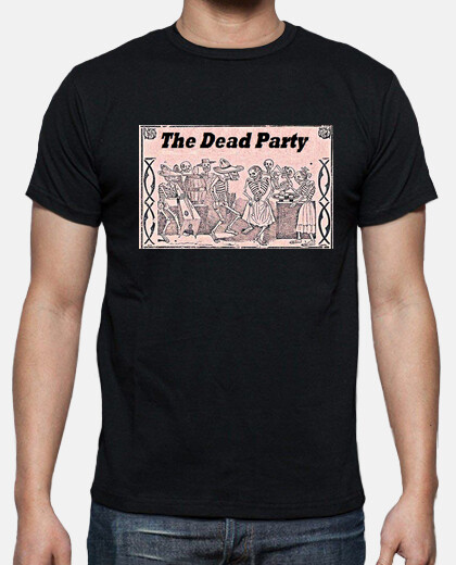 Camisetas The Dead Party