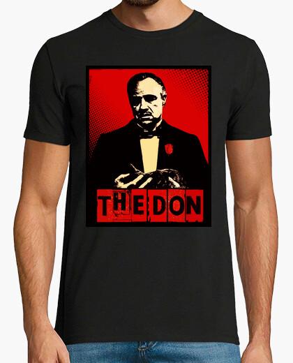 Camiseta THE DON