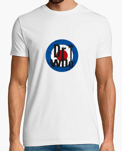Camiseta The Dr Who