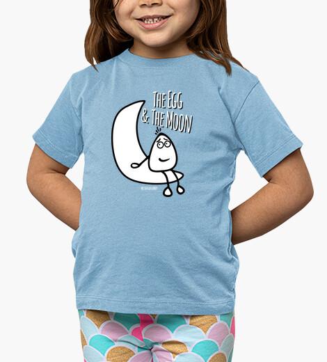 Ropa infantil The Egg & The Moon
