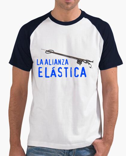 The elastic alliance t-shirt