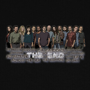 Camisetas THE END