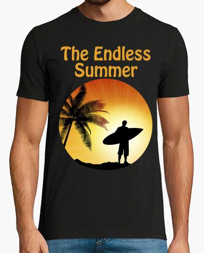 Camiseta THE ENDLESS SUMMER DISEÑO PARA REGALO