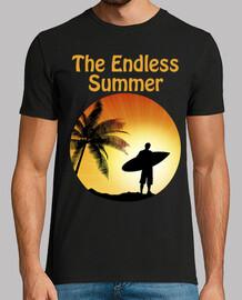 THE ENDLESS SUMMER DISEÑO PARA REGALO