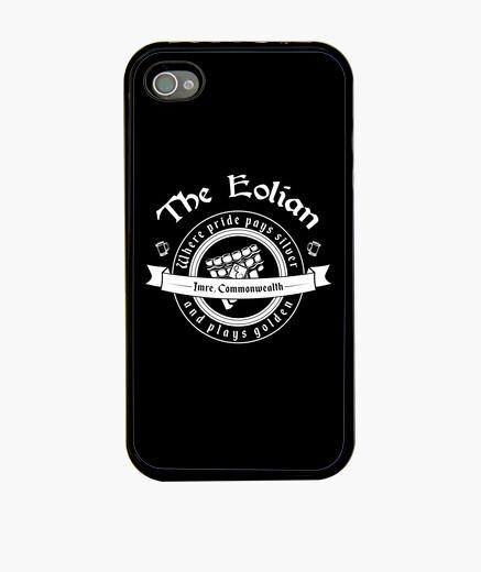 Funda iPhone The Eolian (El nombre del viento)