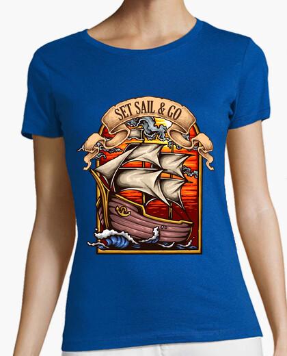 Camiseta The Explorer