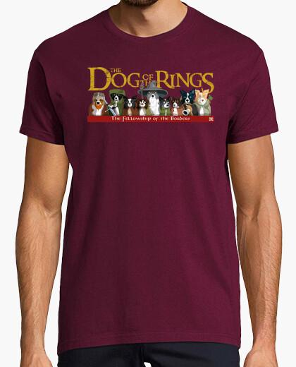 Camiseta The Fellowship Of The Borders (m)