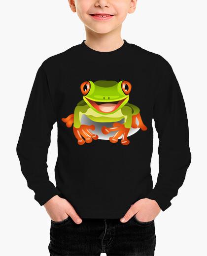 Ropa infantil The Frog / La rana