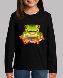 The Frog, La rana