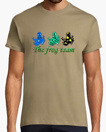 Camiseta The Frog Team