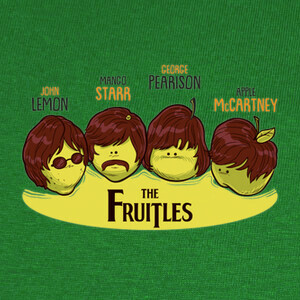 The Fruitles T-shirts